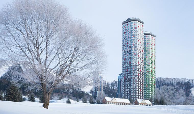 北海道 トマム ザ・タワー