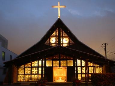 北海道 札幌聖ミカエル教会