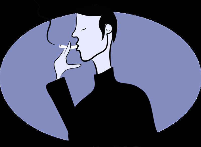 喫煙 イラスト
